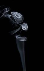 Burning Incense (tldoor) Tags: smoke burning incense fineart blackandwhite