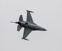Polish F-16C #5 (JDurston2009) Tags: riat riat2016 royalinternationalairtattoo royalinternationalairtattoo2016 31blt airdisplay f16 f16c f16fightingfalcon lockheedmartinf16cfightingfalcon polishairforce raffairford royalinternationairtattoo airshow