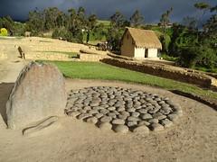 Tumba colectiva Pilaloma Choza Cañaris Ingapirca Ecuador (Rafael Gomez - http://micamara.es) Tags: tumba colectiva ingapirca ecuador pilaloma choza cañaris