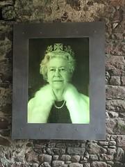 Queen Portrait by Chris Levine (nnnina78) Tags: channelislands unitedkingdom queen queenelizabeth portrait art 3d