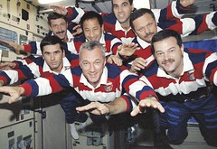 STS-106 (NASA on The Commons) Tags: iss cosmonaut astronauts zerog