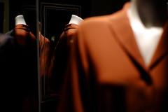 phantoms of you (N.sino) Tags: xpro1 xf35mmf14r mirror reflection shopwindow torso marunouchi 丸の内 ショーウィンドウ トルソー マネキン 鏡 幻影 首なし