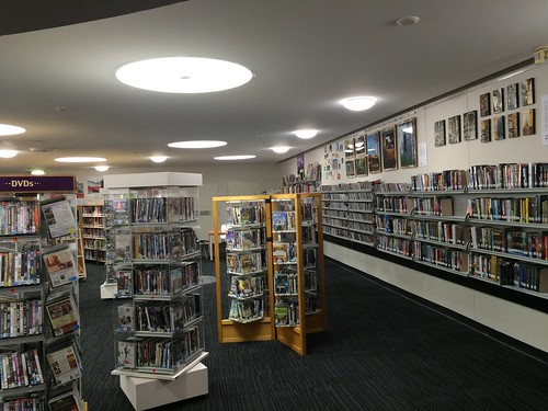 Manly Library, NSW, 19 January 2016