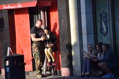 DSC_2199 Shoreditch High Street London Rainbow Sports Bar Smoking Break (photographer695) Tags: shoreditch london high street rainbow sports bar smoking break