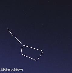 Großer Wagen 160910 (Bianchista) Tags: 2016 astronomie astronomy bianchista september astro ursa major groser wagen bär