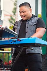 Noel Melanio (trekkiebeth) Tags: noelmelanio downtowndisney band hiatus hiatusband keyboard