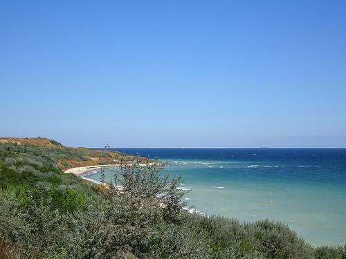 The Sea at Tuzla (AP4P0551 1PS)