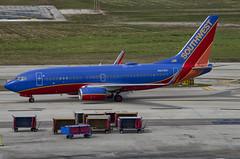 N941WN / Boeing 737-7H4(W) / 36647/2961 / Southwest Airlines (A.J. Carroll) Tags: n941wn boeing 7377h4 737700 737 73g 366472961 cfm567b22 southwestairlines ad12e0 fort lauderdale kfll fll y143 941