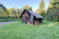 The Log Barn (jayklosinski) Tags: vacation rental northwoods snowmobiling skiing atv wisconsin michigan