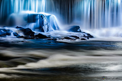 "Waterfall at night • <a style=""font-size:0.8em;"" href=""http://www.flickr.com/photos/126602711@N06/29797579865/"" target=""_blank"">View on Flickr</a>"