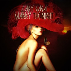 Marry The Night (*Nuke*) Tags: lady night cd cover marry gaga blend the