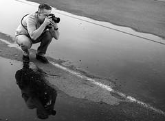 "perspective (Soenke HH) Tags: bw reflection water monochrome canon germany deutschland photography wasser foto angle harbour hamburg perspective olympus winkel schwarzweiss hafen perspektive e5 fotographie pfütze spiegelungen fotograph blackwhitephotos white"" ""black swd1260"