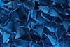 250 Blue Paper Cranes