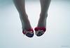 (Olalla Esquimal) Tags: pink blue white feet legs skin sandals space nails pies rosas sandalias espacio piernas uñas azules piel blando agostoesquiimal