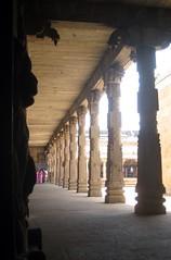 Sri Ranganathaswamy Temple, Srirangam (bodythongs) Tags: bodythongs tamilnadu southindia india indian tamil august canon ixus travel srirangam      sri ranganathaswamy temple         bharat    indien      indiya        hindistan hinduism hindu ranganatha trichy tiruchirapali dravidian architecture vaishanava  tempel templo    tempio