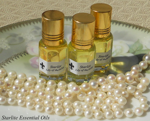 Lily of the Valley Perfume Oil Absolute by Naomi King, on Flickr