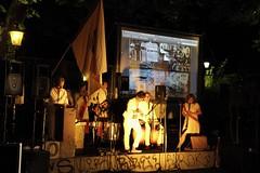 Schwabinggrad Ballet - Park Fiction (Rasande Tyskar) Tags: germany hamburg protest agitprop greece capitalism griechenland stpauli crisis resistance kapitalismus krise parkfiction schwabinggrad schwabinggradballet