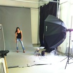 Snemanje s Setup Production