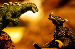 (zilladon) Tags: toys godzilla monsters manualfocus kaiju anguirus japanesemonsters