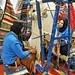 Tunisia-3105 - Carpet Making