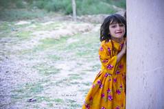 Afghan girl (Kyle John F.) Tags: portrait people afghanistan girl kyle children nikon asia child dress culture fairfield afghani ghazni