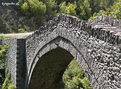 Pournia (kzappaster) Tags: bridge olympus greece e3 zuiko stonebridge zd 40150mm konitsa hepirus pournia mavropetra