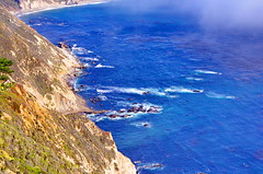 California Big Sur 11 (paspog) Tags: california cliff usa unitedstatesofamerica bigsur pacificocean falaise ocanpacifique