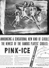 44 (Undie-clared) Tags: girdle playtex pinkice