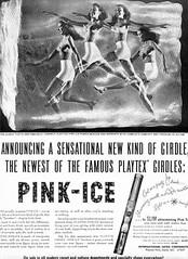 44 (Undie-clared) Tags: girdle playtex pinkice