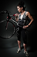 dianebike3 (RodneyScot) Tags: portrait sports beautiful bike female florida ironman diane athlete fitness abs trainer strobe stoner triathlete cervelo commercialphotography strongwomen tribike fitnessmodel strobist 2xu nikon2470mm nikond700 nikonsb900 rodneyscotphotography