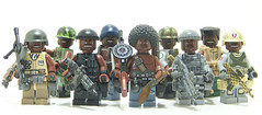 The Dream Team (Silenced_pp7) Tags: black eclipse lego fig arc delta barf prototype figure minifig custom nba citizen ops bren proto snakeskin minifigure blackops hac brickarms toywiz dp28 eclipsegrafx figbarf citizenbrick gibrick deltaops