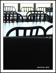 What Is Your Joy Of Photography? - Chairs Thompson Community Centre X1104e (Harris Hui (in search of light)) Tags: canada vancouver communitycentre fuji bc chairs richmond simplicity fujifilm minimalism simple emptychairs sittingarea digitalcompact artofseeing beautyinthemundane joyofphotography thompsoncommunitycentre harrishui vancouverdslrshooter fujix10 loveonyoursubjects seeingtheworldinfreshandnewways whatisyourjoyofphotography