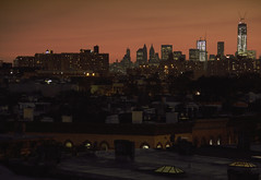 Rising up | New York Sunset (MichaelTapp) Tags: new york city sunset skyline brooklyn cheers chuck chuck2 chuck3 chuck4 chuck6 chuck9 chuck5 chuck7 chuck8 chuck10