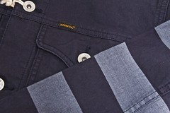 Neighborhood 2012 AW Stockman JKT (lazytuba) Tags: winter hk man black fall bike japan breakfast club tokyo store model jean border stock shibuya navy nh neighborhood hong kong jeans deck jacket cover jp cycle harajuku denim biker motor macau rider fury jkt aw shin 2012 stockman hoods headz tbf takizawa blk shinsuke nbhd