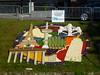 Europe in Full Swing (Stefan Peerboom) Tags: mosaic mosaics 2012 mozaïk fruitcorso mazaïken