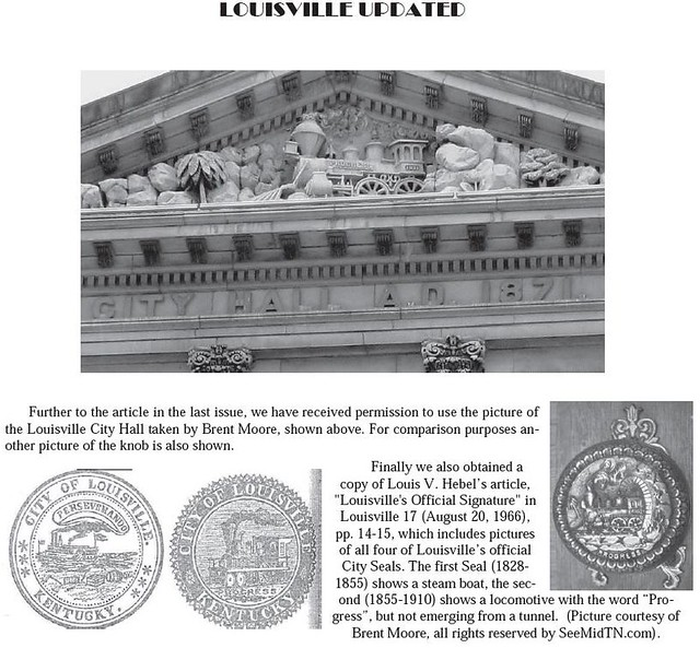 Published Photo #17: Louisville City Hall Pediment