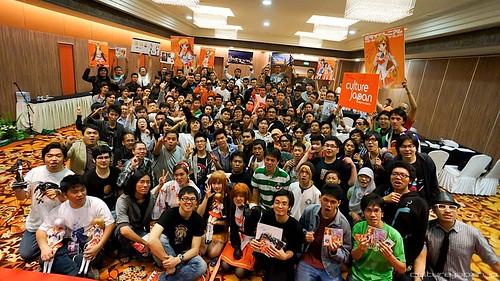 Culture Japan Night Jakarta