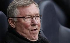 Sir Alex Ferguson 2012