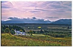 Lonely Little House (Muzammil (Moz)) Tags: house scotland highlands vista fortwilliam moz speanbridge canon7d muzammilhussain