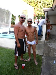 DSCN8850 (CAHairyBear) Tags: man men uomo mann hombre homme poolparty hom
