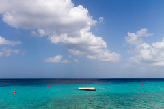 Home (RichardTerborg) Tags: blue sea home canon blauw zee curacao thuis flot nederlandseantillen kontikibeach korsow canon7d varsenbaai