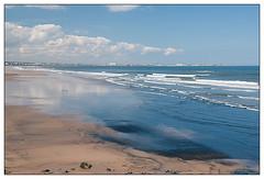 Seaton Carew Beach (padraicyclops) Tags: beach landscape nikon seatoncarew hartlepool seacoal theheadland seatoncarewbeach 08aug12