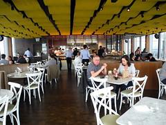 Duck & Waffle d (bellaphon) Tags: building london restaurant lift diningroom octopus scallop sushisamba cityoflondon pigears 40thfloor codtongues herontower duckandwaffle duckwaffle