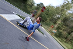 Day5 / 365 (9.16.12) (Schwartz Photography) Tags: motion blur art me andy canon project out photography check blurry day shot action 5 five days 5d 365 schwartz panning markii longboarding skateboarind