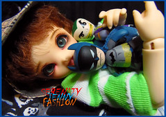 XD (serenity jenny) Tags: boy ball toy toys doll dolls little action mini batman joker bjd pong figures fairyland joint fee pongpong littlefee