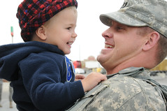 Homecoming (The National Guard) Tags: family usa home soldier army us military year guard honor homecoming national return nationalguard northdakota nd kosovo soldiers welcome deploy fargo troops deployment guardsman ndng hometownheroes ndarng