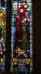 St John the Baptist, Coventry (Aidan McRae Thomson) Tags: church window stjohns stained