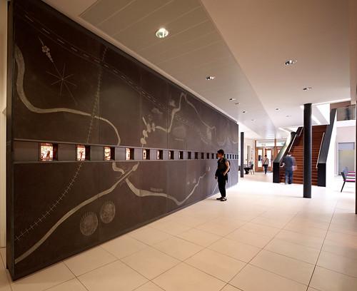 Maryhill Burgh Halls by jmarchitects