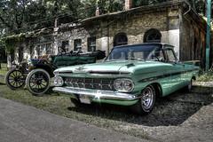 Chevrolet El Camino (Michis Bilder) Tags: chevrolet elcamino hdr