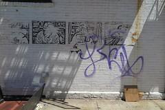 IMG_3332 (Mud Boy) Tags: newyork nyc brooklyn downtownbrooklyn graffiti streetart